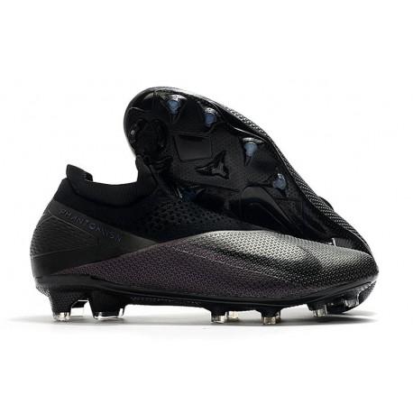 Nike Phantom Vision 2 Elite Dynamic Fit FG - Negro