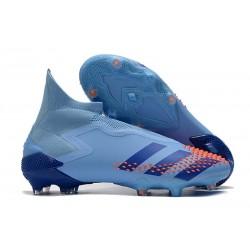 Zapatos de Fútbol adidas Predator Mutator 20+ FG Azul Naranja