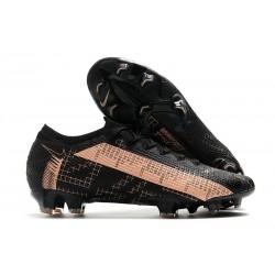 Nike Bota Mercurial Vapor XIII Elite FG Negro Rosa