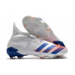 Zapatos de Fútbol adidas Predator Mutator 20+ FG Blanco Azul Rojo