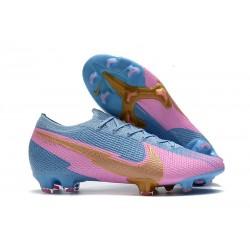 Nike Mercurial Vapor 13 Elite FG Azul Rosa