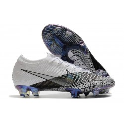 Nike Mercurial Vapor 13 Elite FG Dream Speed 3 - Blanco Negro