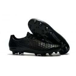 Nuevo Botas de fútbol Nike Magista Opus II FG - Todo Negro