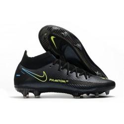 Botas de fútbol Nike Phantom GT Elite DF FG Negro