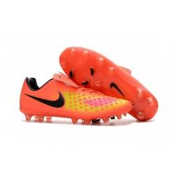 Zapatillas de fútbol Nike Magista Opus II FG - Naranja Voltio Negro Rosado