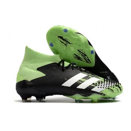 Zapatillas adidas Predator Mutator 20.1 FG Verde señal Blanco Negro