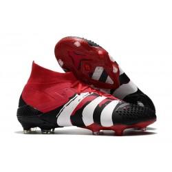 Zapatillas de Fútbol adidas Predator Mutator 20.1 FG Rojo Blanco Negro