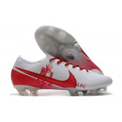 Nike Mercurial Vapor 13 Elite FG LFC Blanco Rojo