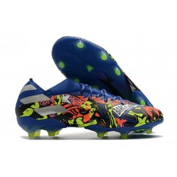 Zapatillas Futbol Tacos adidas Nemeziz 19.1 FG - Barcelona