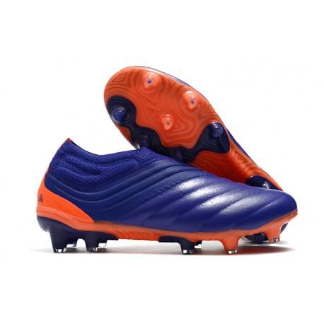 Botas de fútbol adidas Copa 20+ FG Violeta Verde Naranja
